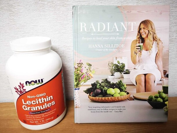 Hanna Sillitoe - Radiant - Eat Your Way to Healthy Skin 可治療濕疹